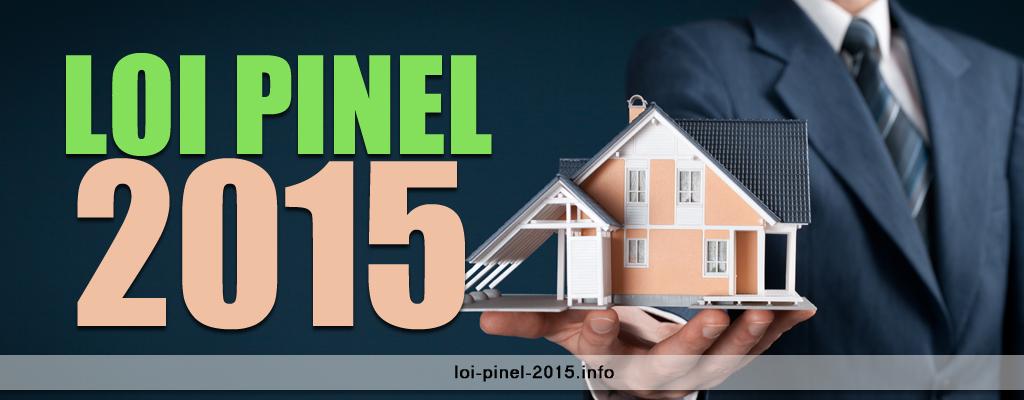 Loi pinel 2015